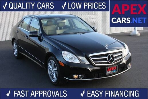 2011 Mercedes-Benz E-Class E 350 Luxury Fremont CA