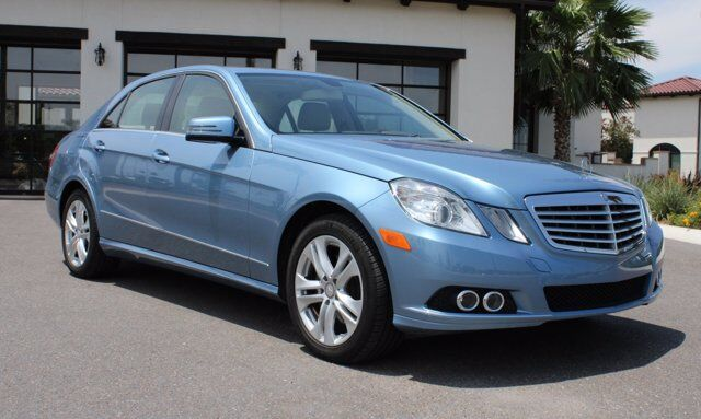 2011 Mercedes-Benz E-Class E 350 Luxury