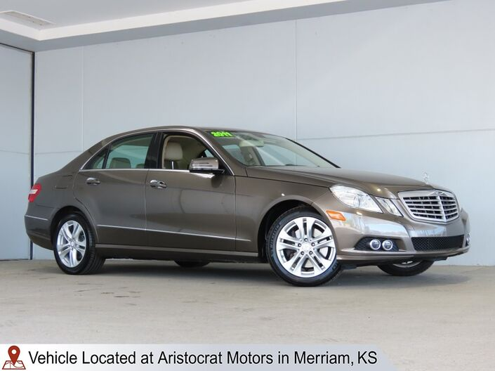 2011 Mercedes-Benz E-Class E 350 Merriam KS