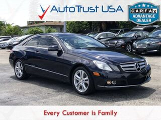 Mercedes-Benz E-Class E 350 NAV BACKUP CAM PANO ROOF PREM SOUND LOW MILES 2011