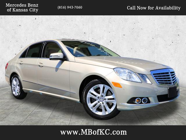 2011 Mercedes-Benz E-Class E 350 Sport 4MATIC® Kansas City MO