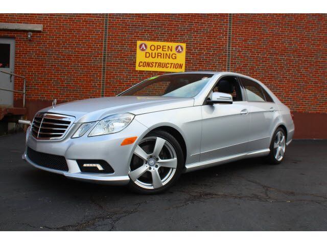 2011 Mercedes-Benz E-Class E 350 Sport 4MATIC® Kansas City KS