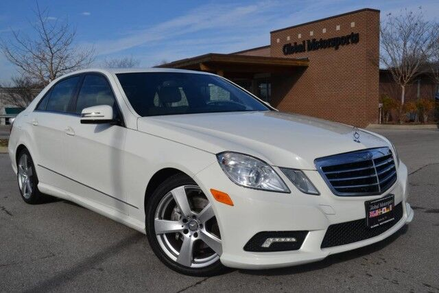 2011 Mercedes-Benz E-Class E 350 Sport/4Matic AWD/Sport Pkg/Navigation/Rear View Cam/Heated Seats/Harmon Kardon Sound/Bluetooth Audio/Satellite Radio/Sunroof/Very Clean Nashville TN