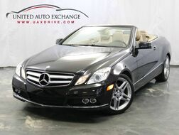 2011_Mercedes-Benz_E-Class_E 350 Sport Convertible / 3.5L V6 Engine / RWD / Navigation / Bluetooth / Rear View Camera / Harman Kardon Premium Sound System_ Addison IL