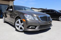 2011_Mercedes-Benz_E-Class_E 350 Sport DYNAMIC SEAT CLEAN CARFAX_ Houston TX