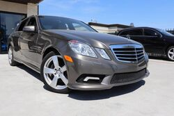 Mercedes-Benz E-Class E 350 Sport DYNAMIC SEAT CLEAN CARFAX 2011