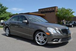 Mercedes-Benz E-Class E 350 Sport/Low Miles/AMG Sport Pkg/Rare Panoramic Roof/Navigation/Rear View Cam/Heated Leather/Bluetooth 2011