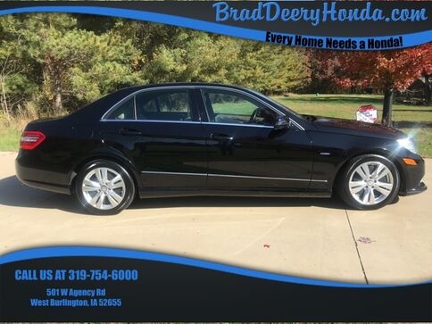 2011_Mercedes-Benz_E-Class_E 350_ West Burlington IA