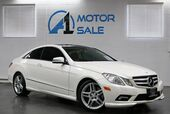 2011 Mercedes-Benz E-Class E 550 Coupe MSRP $66K! P2 Pkg!