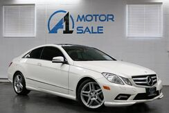 2011_Mercedes-Benz_E-Class_E 550 Coupe MSRP $66K! P2 Pkg!_ Schaumburg IL