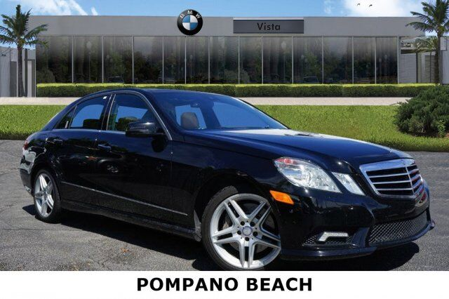 2011 Mercedes-Benz E-Class E 550 Luxury Pompano Beach FL