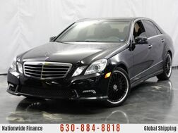 2011_Mercedes-Benz_E-Class_E 550 Sport 5.5L V8 Engine AWD 4MATIC / Panoramic Roof / Full Leather / Xenon Lights / Premium II / Navigation / Blue Tooth_ Addison IL