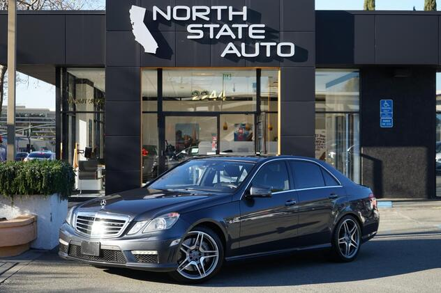 2011_Mercedes-Benz_E-Class_E 63 AMG_ Walnut Creek CA