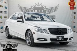 Mercedes-Benz E350 4MATIC AMG SUNROOF LEATHER INTERIOR PARKTRONIC ASSIST BLUETOOTH 2011
