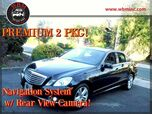 2011 Mercedes-Benz E350 4MATIC Luxury w/ Premium Pkg