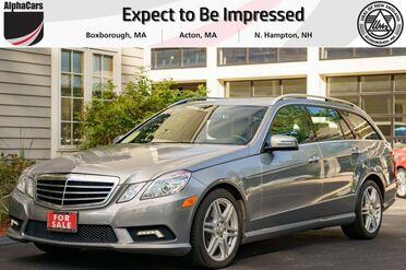 2011_Mercedes-Benz_E350_4Matic 7 Passenger Wagon_ Boxborough MA