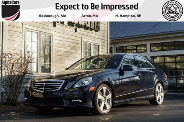 2011_Mercedes-Benz_E350_4Matic Sport_ Boxborough MA