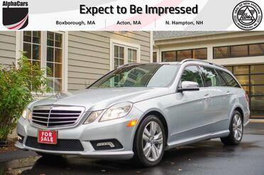 2011_Mercedes-Benz_E350_4Matic Sport Wagon_ Boxborough MA
