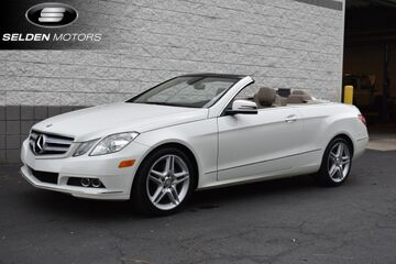 2011_Mercedes-Benz_E350 Cabriolet_E 350_ Willow Grove PA