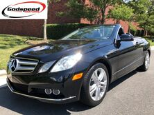 Mercedes-Benz E350 Convertible 2011