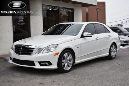 2011 Mercedes-Benz E350 Sport BlueTEC