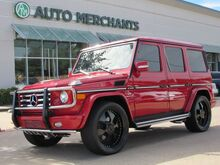 2011_Mercedes-Benz_G-Class_G55 AMG 4MATIC  V8 SUPERCHARGED, NAVIGATION, BACK-UP CAMERA, BLUETOOTH CONNECTION, HID HEADLIGHTS_ Plano TX