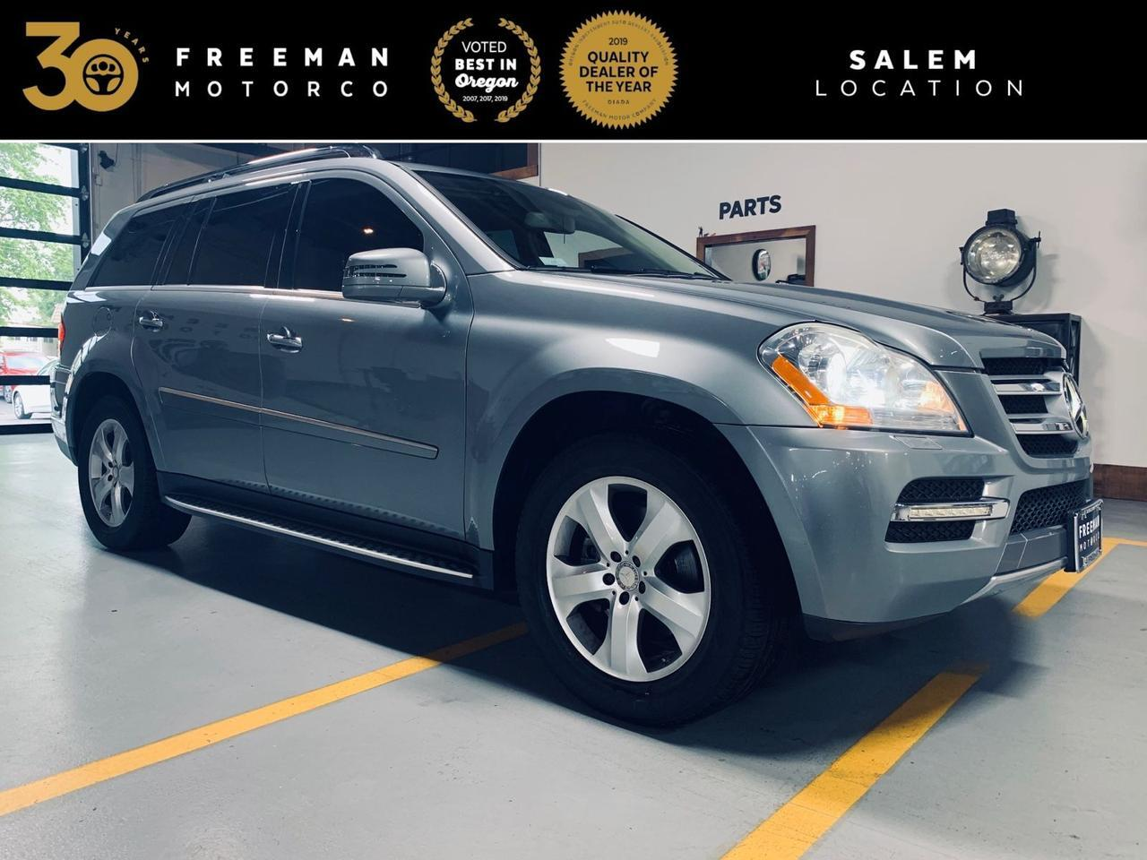 2011 Mercedes-Benz GL 450 4MATIC 7-Passenger Backup Cam Salem OR