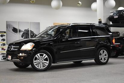 2011_Mercedes-Benz_GL 450_4MATIC_ Boston MA