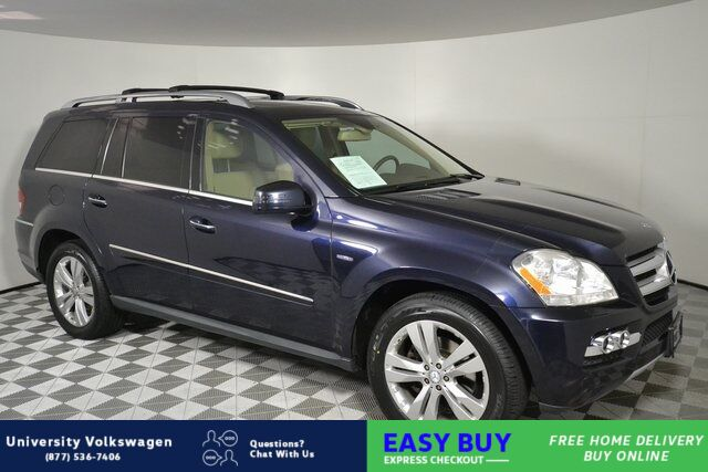 2011 Mercedes-Benz GL-Class GL 350 Seattle WA