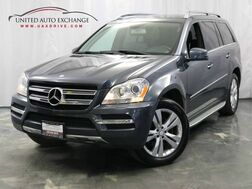 2011_Mercedes-Benz_GL-Class_GL 450 / 4.7L 8-Cyl Engine / AWD 4Matic / 3rd Row Seats / Sunroof / Navigation / Push Start / Harman Kardo Premium Sound System_ Addison IL