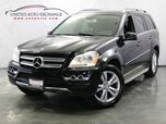 2011 Mercedes-Benz GL-Class GL 450 / 4.8L 8-Cyl Engine / AWD 4Matic / 3rd Row Seats / Sunroof / Navigation / Parking Aid with Rear View Camera / AIRMATIC Suspension / Chrome Roof Rails