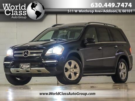 2011 Mercedes-Benz GL-Class GL 450 4-Matic * NAVIGATION * BACKUP CAMERA * XENONS * ONE OWNER * Chicago IL