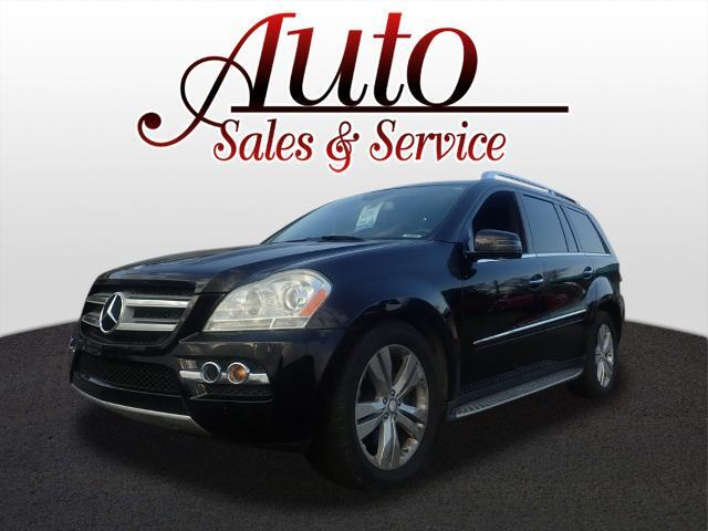 2011 Mercedes-Benz GL-Class GL 450 4MATIC Indianapolis IN