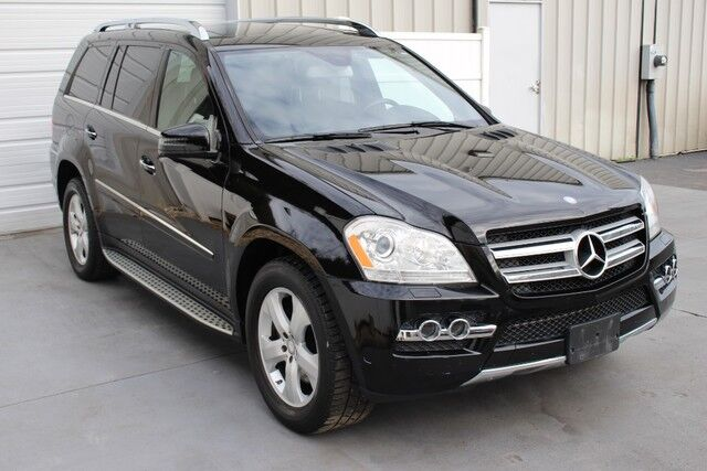 2011 Mercedes-Benz GL-Class GL 450 V8 4Matic AWD 3rd Row Backup Camera Knoxville TN