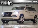 2011 Mercedes-Benz GL-Class GL 550 - 4MATIC AWD PARKING SENSORS BACK UP CAMERA HEATED LEATHER SEATS SUN ROOF THIRD ROW ALLOY WHEELS