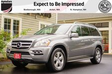 2011 Mercedes-Benz GL450 4MATIC 7 Passenger