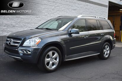 2011 Mercedes-Benz GL450 4MATIC GL 450
