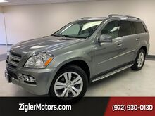 2011_Mercedes-Benz_GL450 4Matic_One Owner LOW MILES CLEAN CARFAX PREMIUM 2 KEYLESS-GO Appearance Pkg Rear Ent Blind Spot_ Addison TX