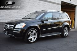 Mercedes-Benz GL550 4MATIC GL 550 2011