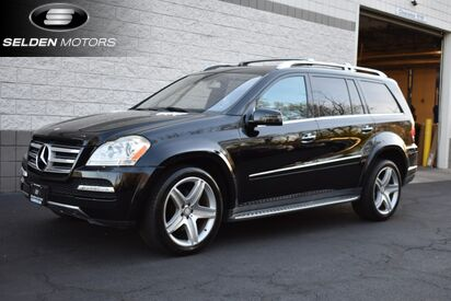 2011 Mercedes-Benz GL550 4MATIC GL 550