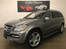 2011_Mercedes-Benz_GL550 4Matic_AMG One Owner Clean Carfax Rear Ent Blind Spot_ Addison TX