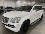 2011 Mercedes-Benz GL550 Rear Entertainment