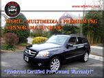 2011 Mercedes-Benz GLK 350 4MATIC w/ Sport Package