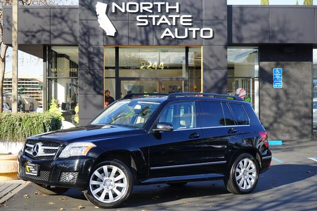2011_Mercedes-Benz_GLK-Class_GLK 350_ Walnut Creek CA