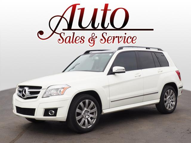 2011 Mercedes-Benz GLK GLK 350 4MATIC Indianapolis IN