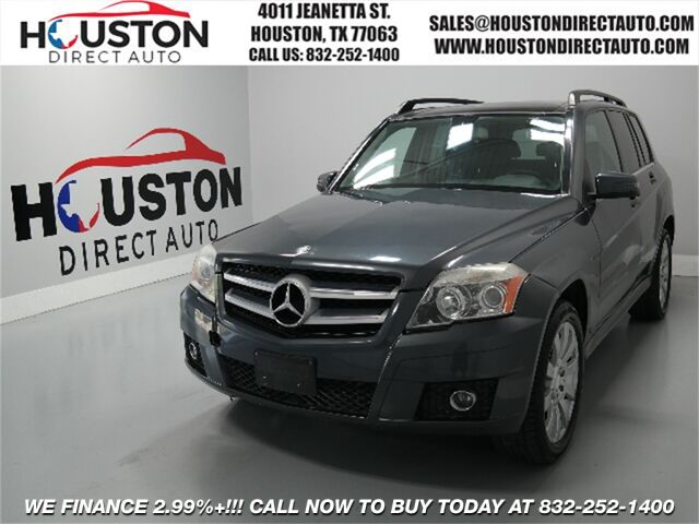 2011 Mercedes-Benz GLK GLK 350 Houston TX