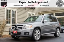 2011 Mercedes-Benz GLK350 4Matic