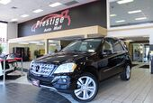 2011 Mercedes-Benz M-Class ML 350 - Navi, Heated Seats, Sun Roof