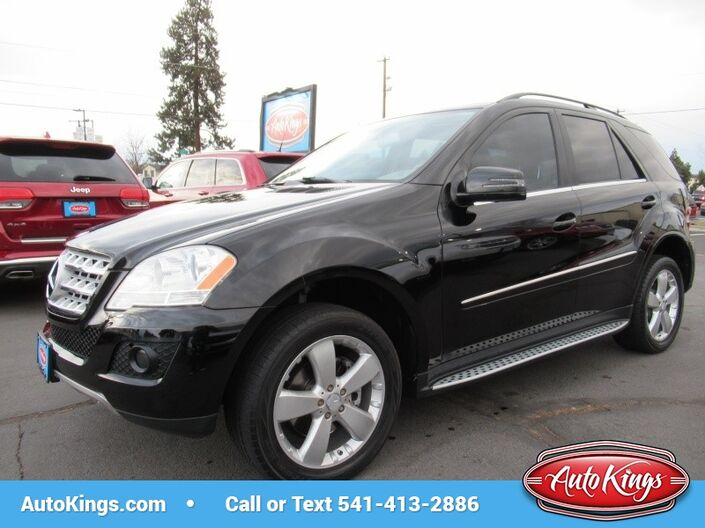 2011 Mercedes-Benz M-Class ML 350 4MATIC Bend OR