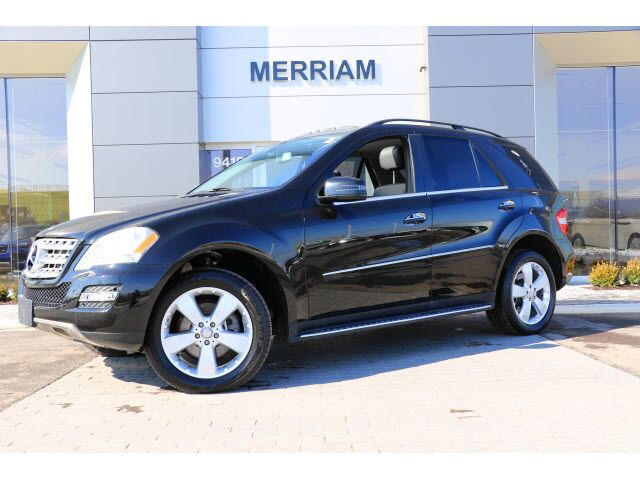 2011 Mercedes-Benz M-Class ML 350 4MATIC® Kansas City KS